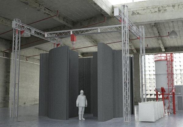 世界上最大的建筑3D打印机将于2019年进入沙特阿拉伯