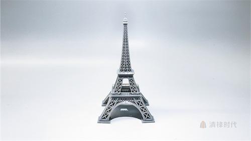 采用TM-81打印的埃菲尔铁塔.jpg