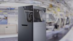 工业3D打印机制造商Markforged完成D轮8200万美元融资