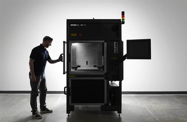 Stratasys推出新的V650 Flex SLA 3D打印机