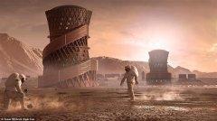 NASA公布了3D打印火星栖息地挑战赛决赛前三名作品