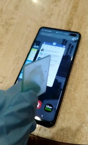 网友自制3D打印指纹成功骗过三星Galaxy S10