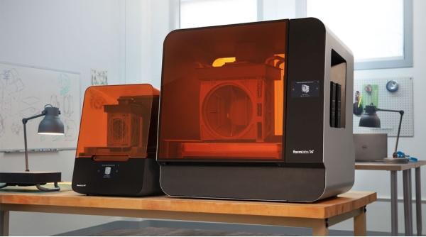 Formlabs新一代3D打印机:Form3及Form3L