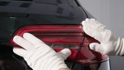 奥迪在越来越多的汽车生产中使用聚合物3D打印