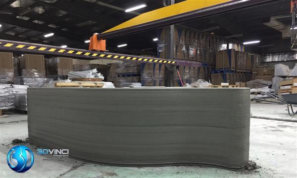阿联酋建筑巨头签署谅解备忘录,在迪拜建立混凝土3D打印中心