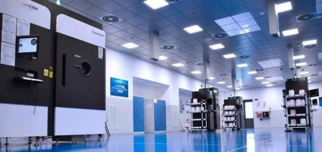 Cameri工厂的3D打印设备