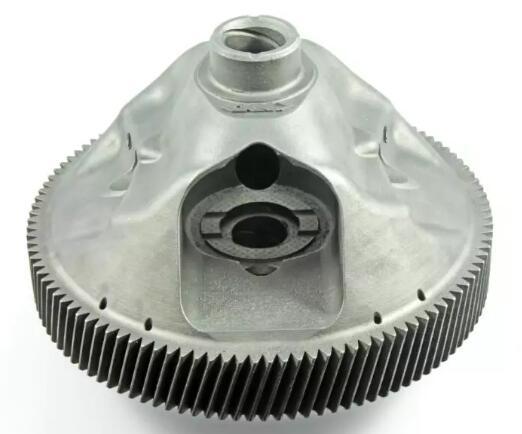 差速器壳体由GKN和保时捷工程公司联合开发,是金属增材制造在不断发展的新型电动驱动动力系统的典型应用之一