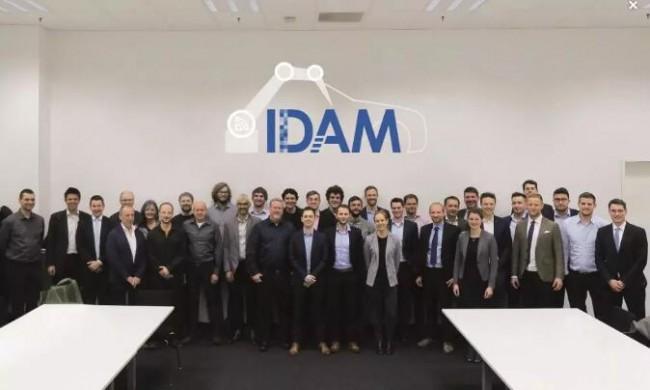 2019年3月27日在慕尼黑启动的BMBF项目IDAM联盟