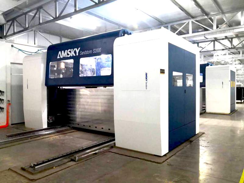 中国制造业产业新力量,爱司凯3D打印中心启动