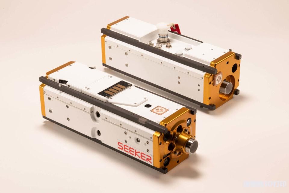 NASA使用Carbon 3D打印技术,制造太空机器人部件