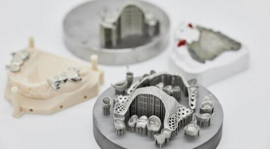 3D打印牙齿