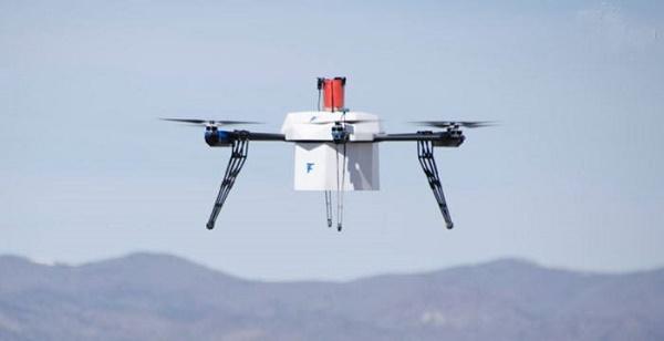 3D打印无人机