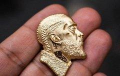 3D打印黄金吊坠让人们铭记说唱歌手Nipsey Hussle