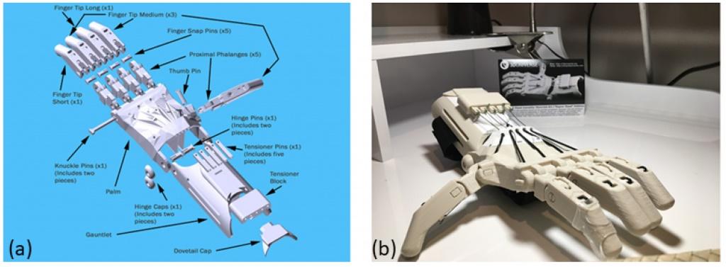 看美国研究人员如何继续改进儿童3D打印假肢