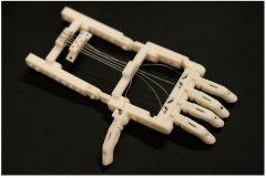 <b>看美国研究人员如何继续改进儿童3D打印假肢</b>