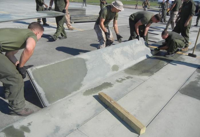 ITAMCO和普渡大学合作为美国空军开发3D打印跑道垫