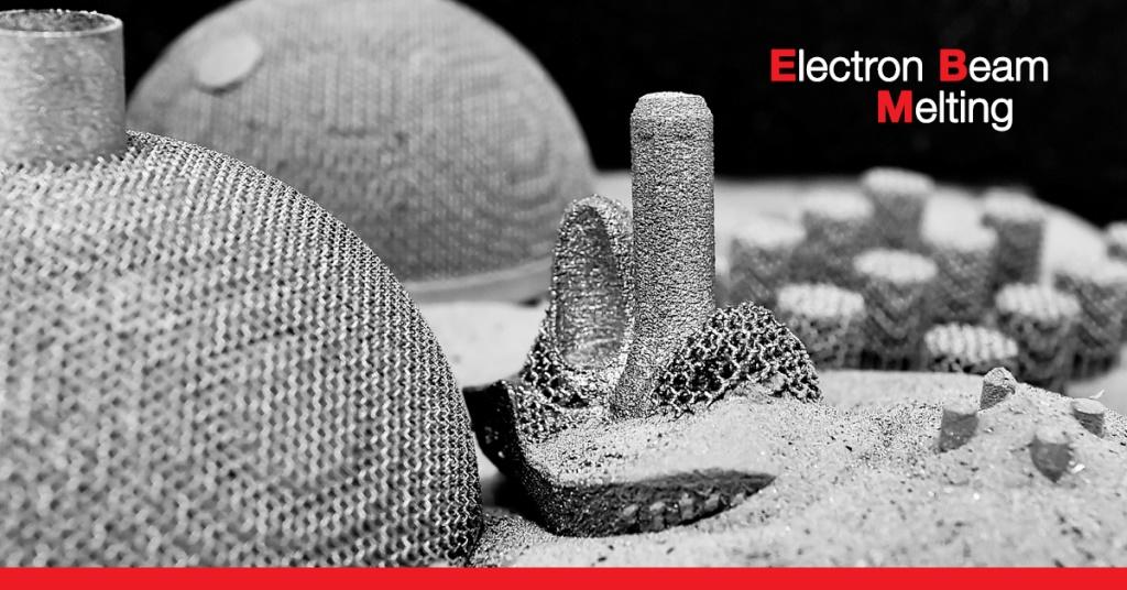 LimaCorporate Trabecular Titanium使用EBM技术植入3D打印
