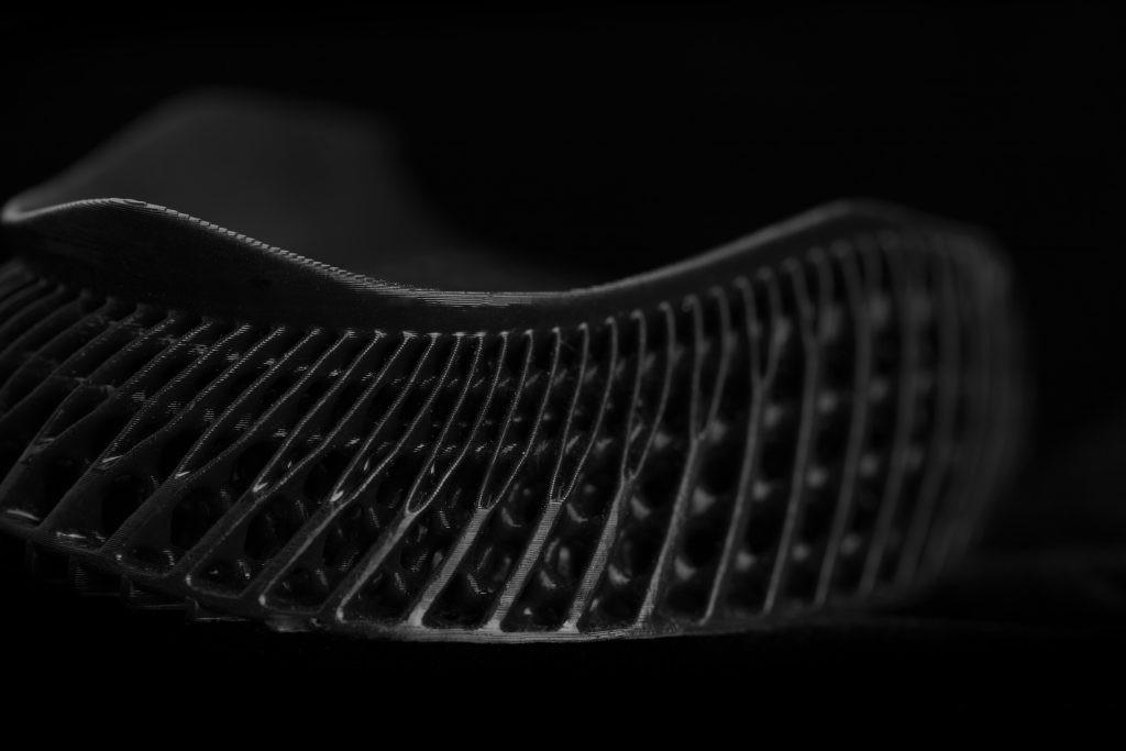 Formlabs机器上3D的打印的New Balance鞋底