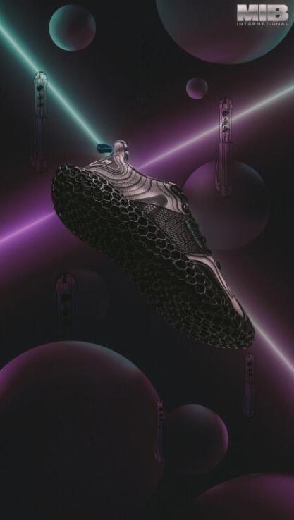 匹克发布全球首款全3D打印运动生活鞋