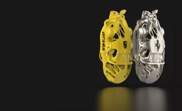 多家汽车制造商尝试3D打印制动钳,产业化前景日渐清晰