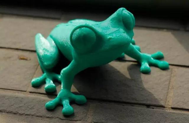 文搏3D打印机:3D打印趣味动物玩具