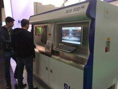 <b>工程SLM解决方案:四重激光3D打印机SLM 500 HL</b>