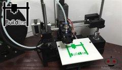 <b>99刀的BuildOne 3D打印机提供WiFi连接、移动支持、自动校准等</b>