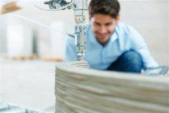 奥地利制造商Overtec完成曲面混凝土3D打印测试