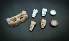 深圳长朗三维研究院创新3D打印全瓷牙氧化锆材料