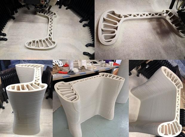 揭秘:长17.5米重12吨站满人也没事,泉州连绵带3D打印桥梁完工