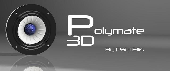 Polymate3D推出定制3D打印扬声器音质和同类相同