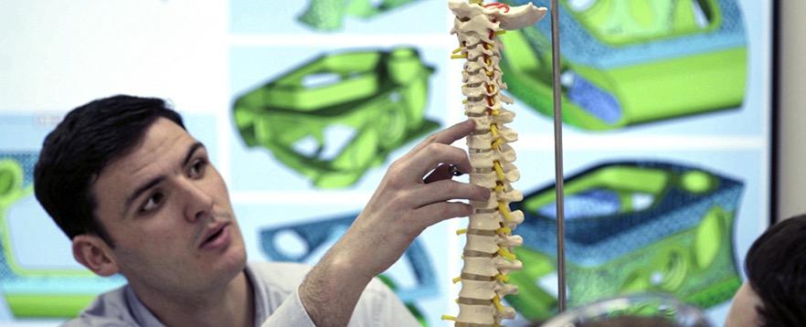 雷尼绍联手合作伙伴简化脊柱植入体增材制造工艺