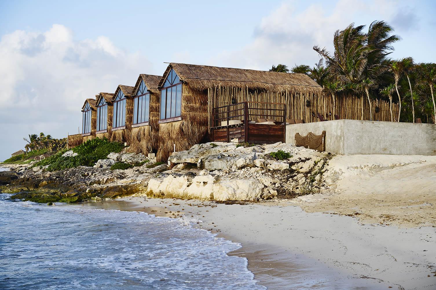 墨西哥图卢姆的Habitas酒店