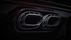 布加迪3D打印了新超级跑车的排气管盖