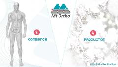 MT Ortho为颅骨成形术和骨癌患者生产3D打印假体