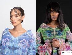 时装设计师与Stratasys合作发布虚拟3D打印服装系列