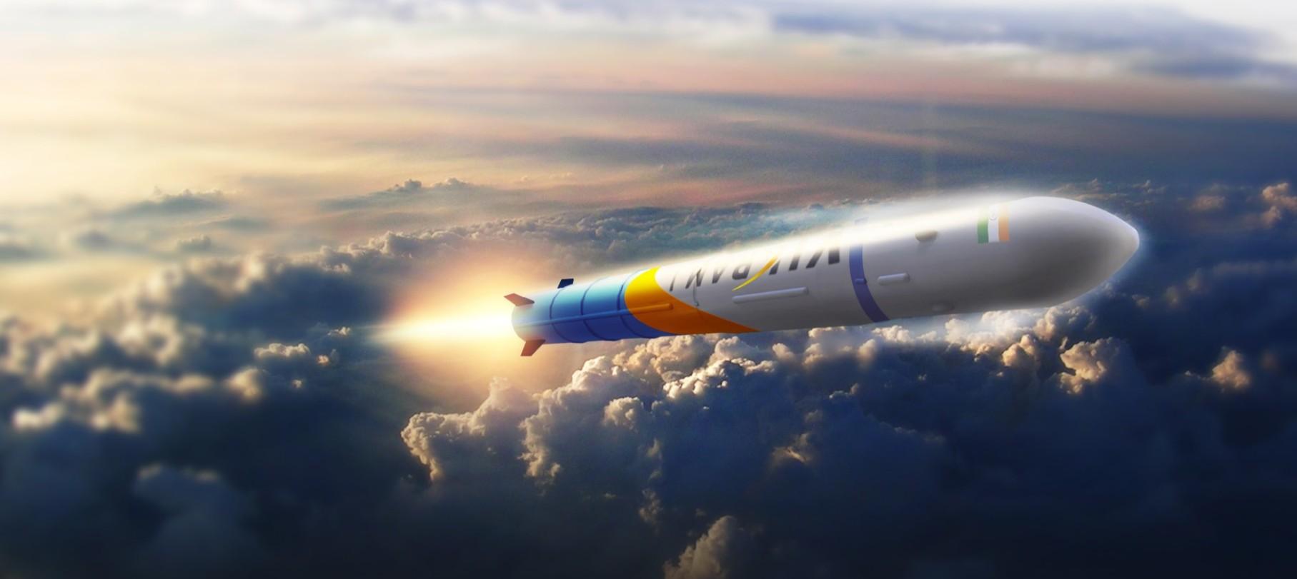 Skyroot Aerospace正在为印度建造进入太空的通道