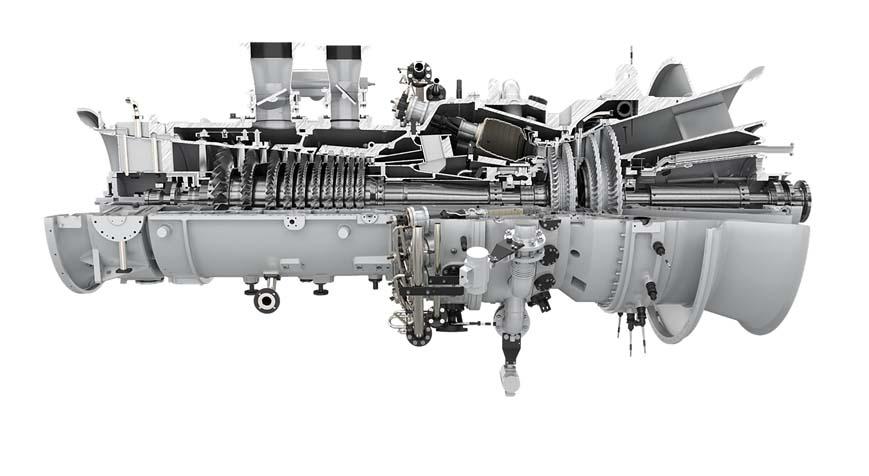 西门子将使用其新的MRO技术来修复涡轮叶片,例如该公司的SGT-600燃气轮机中的叶片