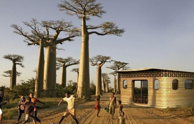 马达加斯加计划建世界首所3D打印学校