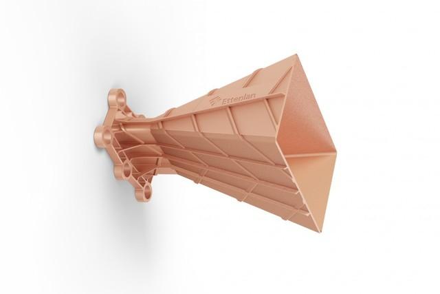 铜制<a href='https://www.3ddayin.net' target='_blank'><u>3D打印</u></a>材料 导热性更佳的全新材料