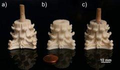 象牙色3D打印材料 可用于文物翻新复原