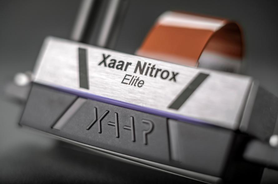 赛尔推出全新一代Nitrox喷墨打印头,为客户带来