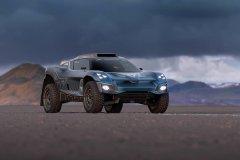现场3D打印汽车组件,Cupra展出全新款越野概念车Tavascan Extreme E
