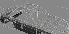 3Dmax教你作汽车建模(3Dmax建模教程)