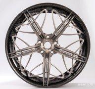 国产钛合金3D打印2片式轮毂造型酷炫,Ascension Design推出实际可用产品